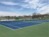 Pickleball league at Doanes Park Tennis Courts
