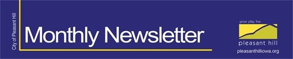 2016 Monthly Newsletter