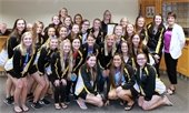 Southeast Polk Rythamettes are National Champions