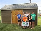 City received grant through Paint Iowa Beautiful program