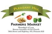Farmer's Market on Thursday's
