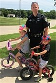 Bicycle Rodeo Saturday, July 23