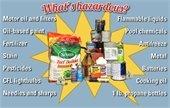 Household Hazardous Waste Disposal Options