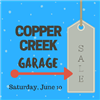 Copper Creek Garage Sale