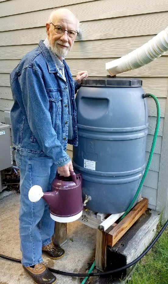 Mark Ackelson_Rain Barrel