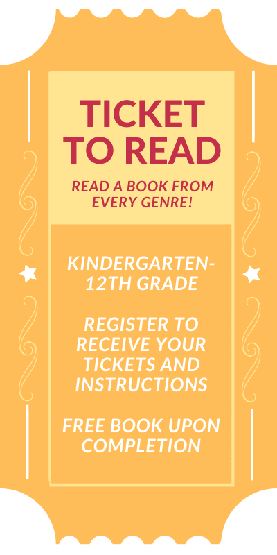 Ticket to Read (PNG)