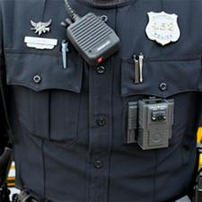 Photo of Body Camera for Pleasant Hill Police Department
