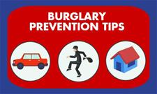 burglary safety tips